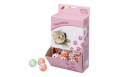 Europet-Bernina Active toy - Plastic Ball Color III 4 cm