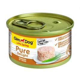GimDog Little Darling Pure Delight com Frango  85 g, 150 g