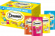 Products often bought together with Dreamies Selection Box with Chicken, Cheese, Salmon and Beef