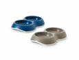 Food-/ Water Bowl Delice double  2x200 ml  fra Fôrskåler til hund