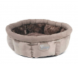 Scruffs  Tramps AristoCat Ring Bed  Beige marrone negozio
