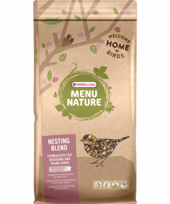 Versele Laga Menu Nature Nesting Blend  10 kg, 2.5 kg