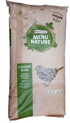 Versele Laga Menu Nature 4 Seasons Blend  1 kg, 12.5 kg, 20 kg, 4 kg