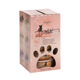 Catz Finefood Fillets in Jelly Multipack 6x85 g