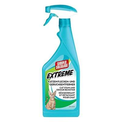 Simple Solution Extreme Katzenflecken- und Geruchsentferner 750 ml