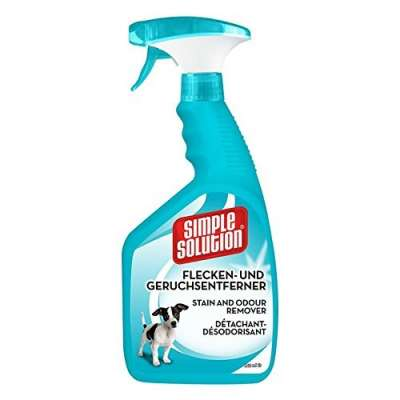 Simple Solution Détachant et Désodorisant Dog 945 ml