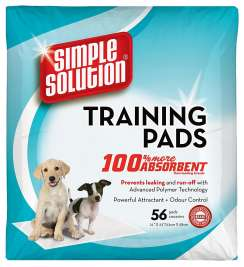 Puppy Pads Simple Solution 0010279906309