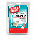 Washable Female Dog Diaper Small Simple Solution S