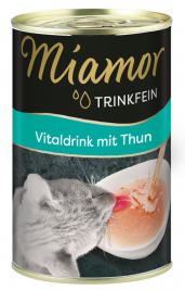 Miamor Trinkfein Vitaldrink with Tuna  135 ml
