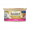 Purina Gourmet Gold Mousse con Manzo 85 g economico