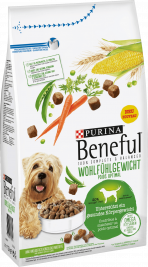 Purina Beneful Poids Optimal Croquettes  3 kg
