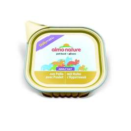 Almo Nature DailyMenu Adult Cat cu Pui  32x100 g