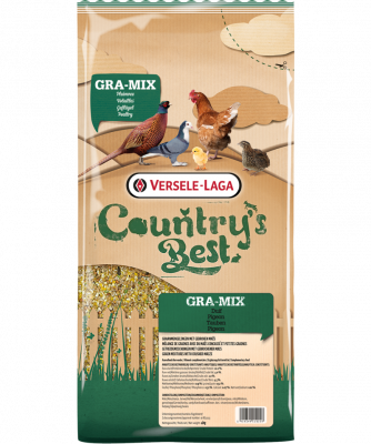 Versele Laga Country's Best Gra-Mix Tauben mit zerkleinertem Mais  4 kg
