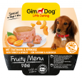 Products often bought together with GimDog Fruity Menu Pâté with Turkey and Apricot
