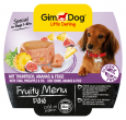 Products often bought together with GimDog Fruity Menu Pâté with Tuna, Pineapple and Fig
