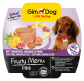 GimDog Fruity Menu Pâté Thon, Ananas et Figue 100 g boutique en ligne