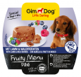 Products often bought together with GimDog Fruity Menu Pâté with Lamb and wild Berries
