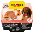 Products often bought together with GimDog Fruity Menu Pâté with Beef and Papaya