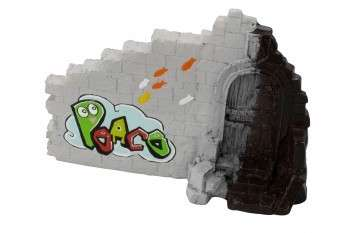 Europet-Bernina Graffiti-Wall Il 18x3.7x13.3 cm