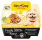 Fruity Menu Ragout with Tuna, Pineapple and Vegetables by GimDog 100 g test