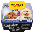 Products often bought together with GimDog Fruity Menu Ragout with Beef, wild Berries and Vegetables