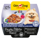 Fruity Menu Ragout with Beef, wild Berries and Vegetables  by GimDog 100 g EAN 4002064512273