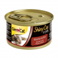 ShinyCat in Jelly Chicken and Beef fra GimCat 70 g