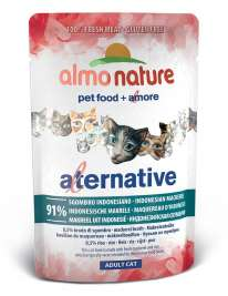Almo Nature Alternative Indonesian Makrilli  55 g