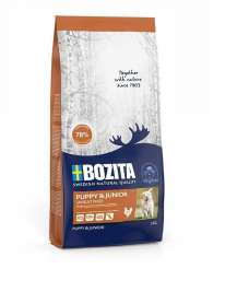 Bozita Puppy & Junior Wheat Free  2 kg