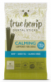 True Hemp Dental Sticks Calming  100 g  - Produkter til hunde