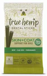 Dental Sticks Skin & Coat True Hemp  0628451770695
