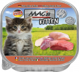 MAC's  Kitten - Turkey, Duck, and Beef in Tray  85 g butik