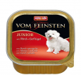 Animonda Vom Feinsten Junior Bœuf + Volaille 150 g