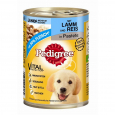 Pedigree Junior Lamsvlees met Rijst in Pastei 400 g