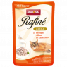 Animonda Rafiné with Sauce Adult with Poultry, Beef in Cheese Sauce 100 g
