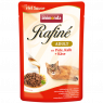 Animonda Rafiné with Sauce Adult with Turkey & Veal with Cheese 100 g