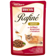 Products often bought together with Animonda Rafiné with Sauce Adult with Poultry, Rabbit and Ham