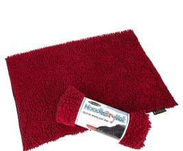Scruffs Noodle Dry Mat  Wine red