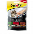 GimCat  Nutri Pockets Malt-Vitamin Mix  150 g negozio