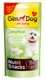 Nutri Snacks Sensitive  40 g fra GimDog