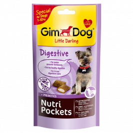 Little Darling Nutri Pockets Digestive von GimDog EAN 4002064509808