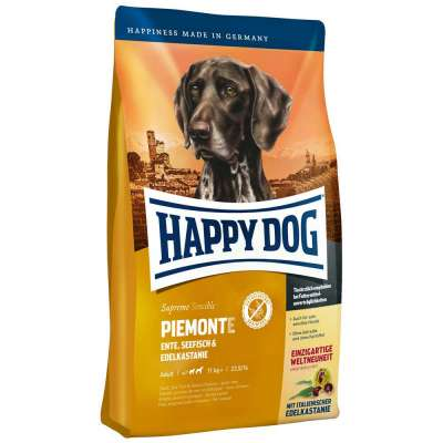 Happy Dog Supreme Sensible Piemonte  4 kg, 1 kg, 12.5 kg, 300 g, 10 kg