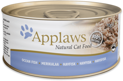 Applaws Natural Cat Food Seefisch 70 g, 156 g