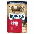 Happy Dog Blikje Rind Pur 200 g