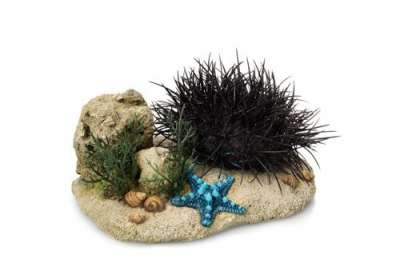 Europet-Bernina Aqua Della Sea Hedgehog Dunkelgrün 17.5x13x8.5 cm