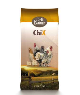 Deli Nature ChiX Startmehl  4 kg, 25 kg