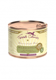 Wild Boar with Natural Rice, Fennel & Raspberries Terra Canis 4260109624637