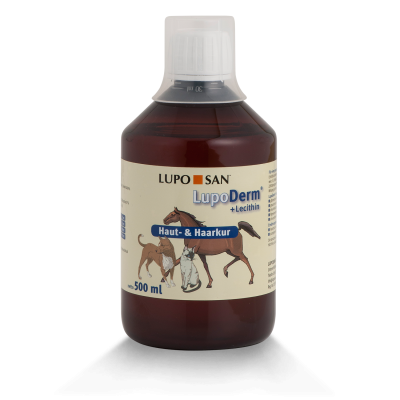 Luposan LupoDerm + Lecitin  1 l, 100 ml, 250 ml, 500 ml