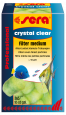 Crystal Clear Professional  12 g  de Filtres pour aquarium