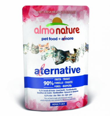 Almo Nature Alternative Forelle 55 g